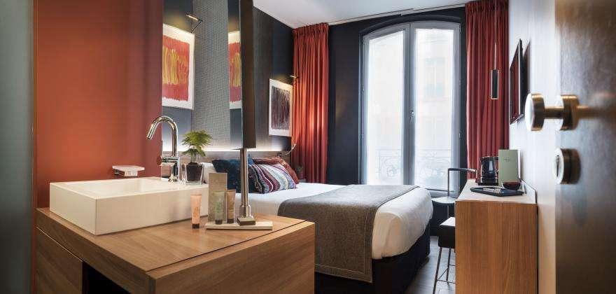 Bienvenue sur le nouveau site du Fred Hôtel Paris***
