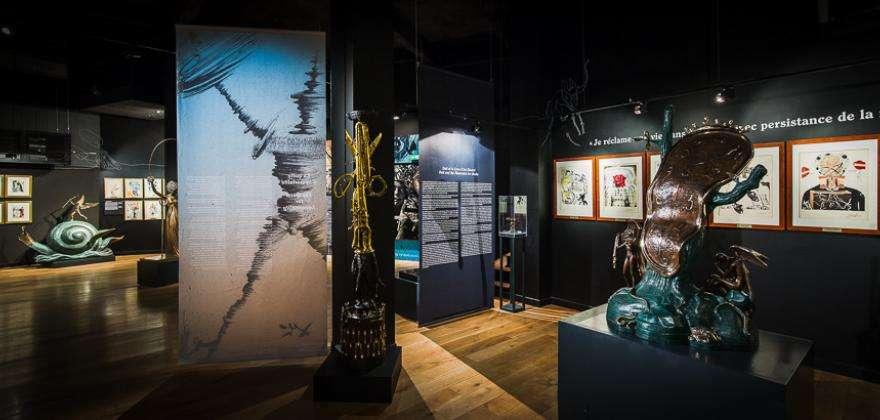 L'espace Dalí
