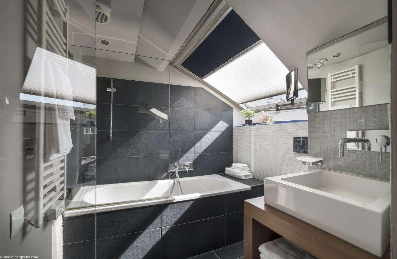 Fred Hôtel - Room - Bathroom