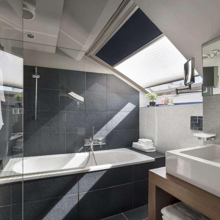 Fred Hôtel - Salle de bain